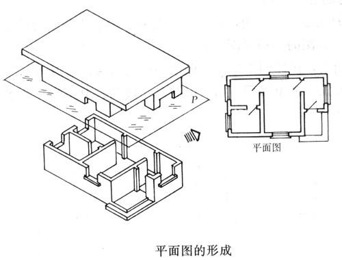 住宅钢结构楼板剖面图