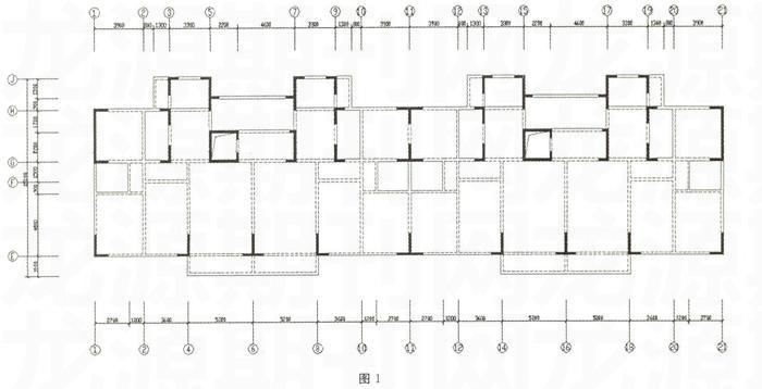 3,2楼层层间最大位移与层高之比(位移)的调整原则:规范规定多遇地震作用标准值 产生的楼层最大的弹性层间位移在计算时,除以弯曲变形为主的高层建筑外,可不扣除结 构整体弯曲变形;应计入扭转变形。由此可见,对于一般的高层建筑,重点是楼间的剪切变 形及扭转变形。剪切变形的控制是以竖向构件的多少来决定的,但竖向构件足够多(剪重比 偏大)而布置不合理,则会造成扭转变形过大,同样不能满足层间位移的要求。因此,对于 高层建筑应尽可能使扭转变形最小,而不能仅根据层间位移不够不加分析地增加竖向