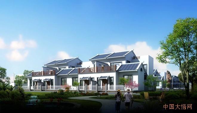 回家建这样的房子,新农村超漂亮户型 图  现在跟大家介绍几款新农村户型图,在农村有地的,手头上有二十万要建房的(不含精装 修),基本上下面的户型是可以建造的。哈哈。 实现从农村包围城市,农村的豪宅是第一步! 户型参考造价 1  、毛胚房砖混400-1000/,框架