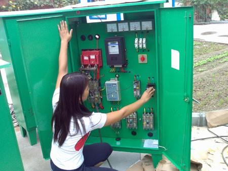 临时用电施工组织设计应由电