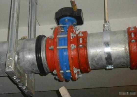 控制消防水泵,固定灭火装置,通风空调 系统,电动的防火门,阀门,防火图片