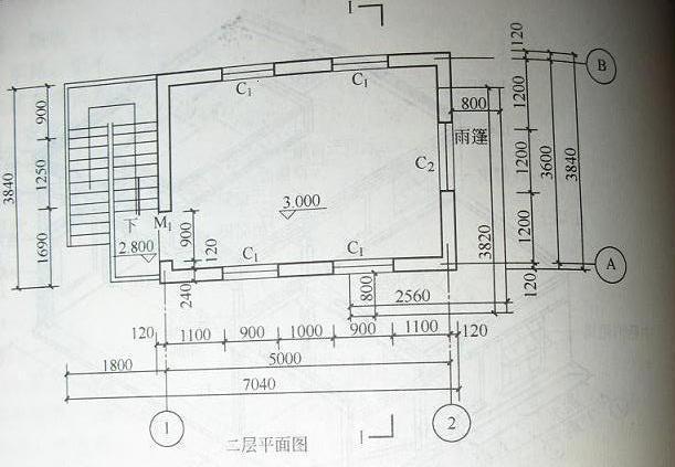 电气系统接线图示例