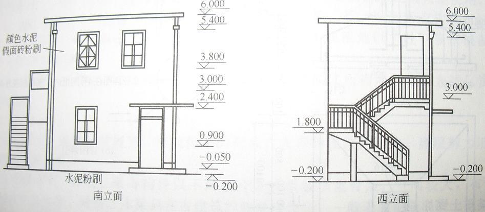 1.2.3施工图纸的组成 施工图纸的分类 一套完整的施工图纸,根据其内容和工种不同可分为: 1、施工首页图(简称首页图)。包括图纸目录和设计总说明。 2、建筑施工图(简称建筑)主要用来表示建筑物的规划位置、外部 造型、内部各房间的布置、内外装修、构造及施工要求等。(包括: 总平面图、各层平面图、立面图、剖面图及详图。 3、结构施工图(简称结施)。表示建筑物承重结构的类型、结构布 置、构造种类、数量、大小、做法。内容包括:结构设计说明、结构 平面布置图及构造详图。 4、设备安装施工图(电施、水施