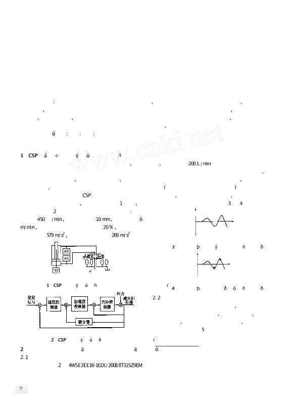 典型液压系统 amesim液压元件设计库教程 液压泵再制造生产 三一综掘图片